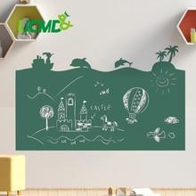Drawing Doodle Painting Toy Writing Graffiti Draw Erasable Chalkboard Black Board Sticker Sunshine Beach Shape Educational Toys shape sunshine