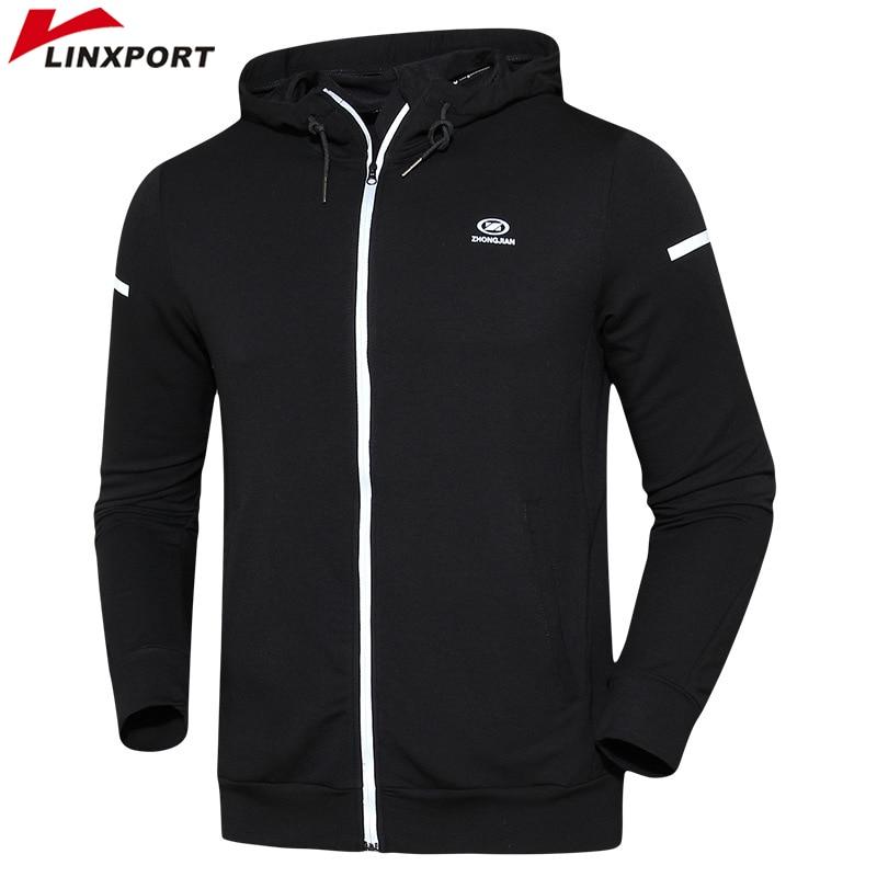 Men Hooded Running Jacket Long Sleeves hoodie Reflective Fitness Sportswear Training Gym Jogging Jackets Sport Jjersey veste все цены