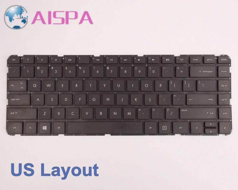 New Laptop Keyboard For Hp Pavilion Touchsmart Sleekbook 697904 001 696276 001 U33 -6857