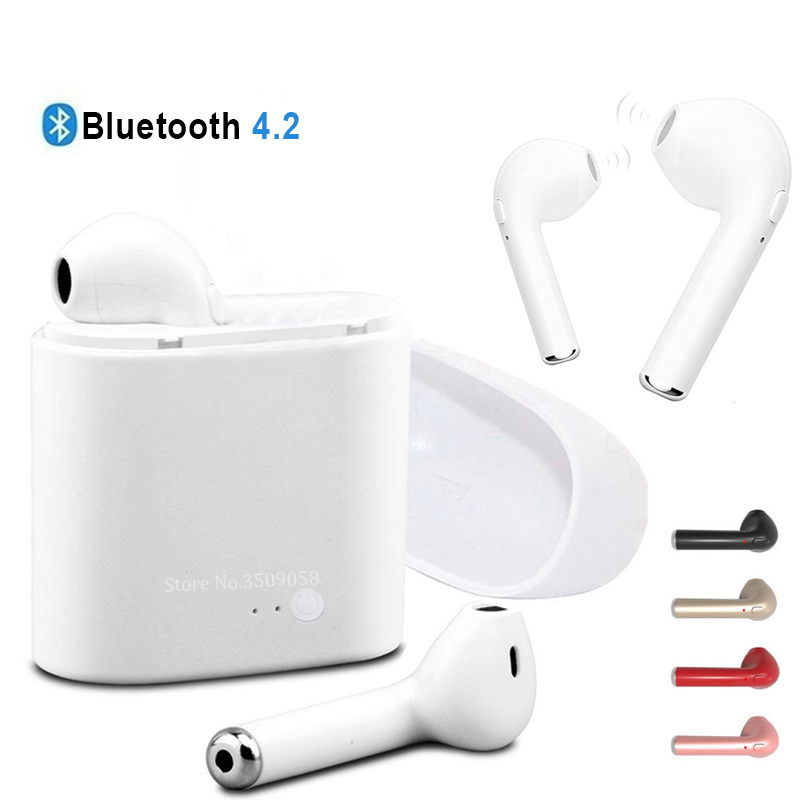 Aliexpress.com : Buy I7 Tws Wireless Bluetooth Earphone Audifonos Blotooth Stereo Headset For
