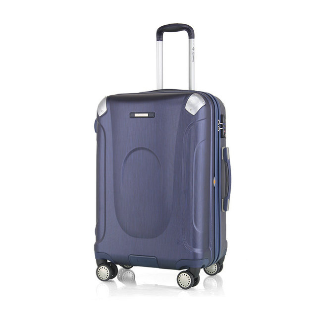 "New Spinner Rolling Luggage Scratch-Resistant PC Mute Wheel Men and Women Travel Suitcase 20"" 24"" 28"" inches Trolley Luggage Bag"