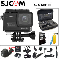 In Stock! Original SJCAM SJ8 Series SJ8 Air & SJ8 Plus & SJ8 Pro Action Camera 1290P 4K WIFI Remote Control Waterproof Sports DV