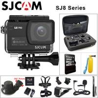 In Stock! Original SJCAM SJ8 Series SJ8 Air & SJ8 Plus & SJ8 Pro Action Camera 1290P 4K WIFI Remote Control Waterproof Sports DV