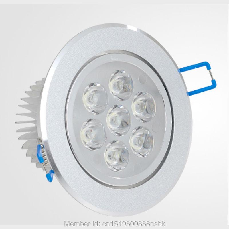 (50PCS / Lote) Alto Lumen 3 años de garantía Bombilla de foco - Iluminación LED - foto 5