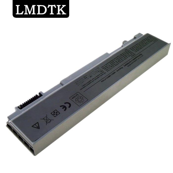 LMDTK New 6 CELLS Laptop Battery FOR DELL E6400 E6500 E8400 E6410 E6510 PT434 PT435 PT436 PT437  KY265 KY266 FREE SHIPPING