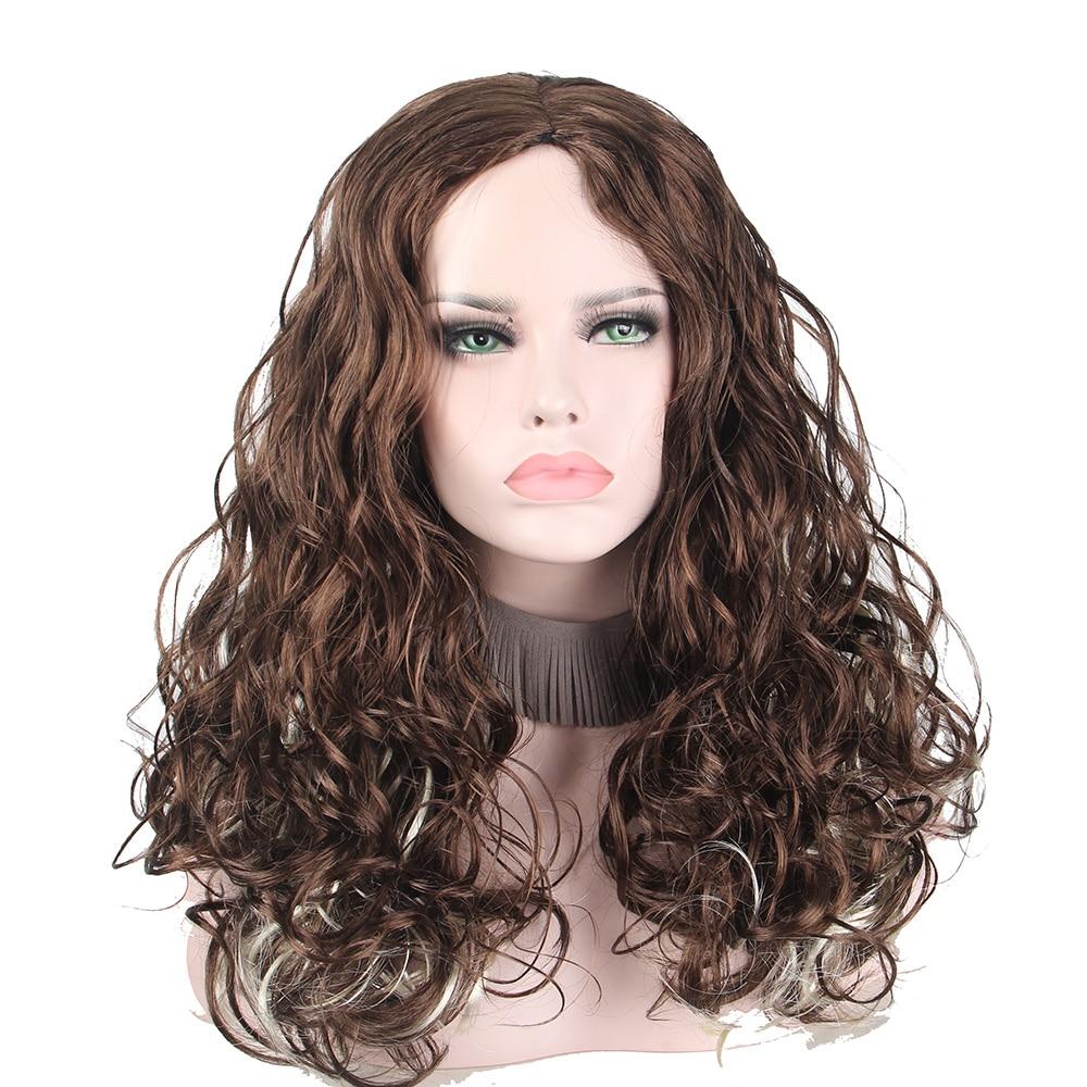Masquerade Wig ANXIN Festival Dress Up Wig Christmas Halloween Wig