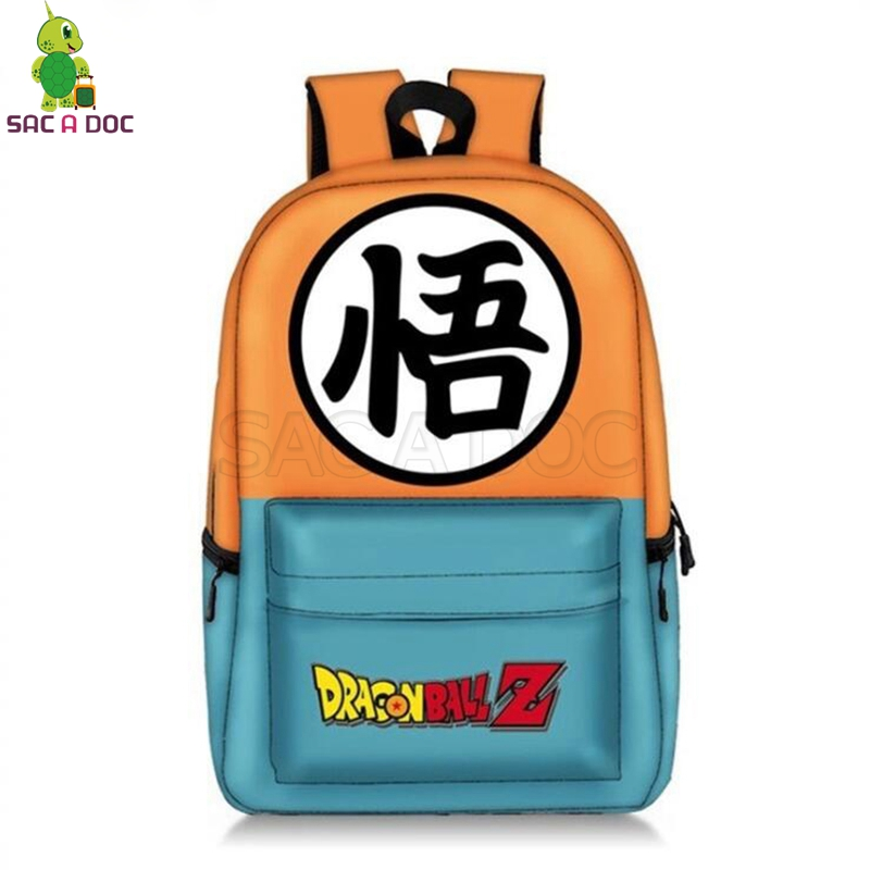 Dragon Ball Backpack Super Saiyan Goku/Master Roshi School Bags for Teenage Girls Boys Laptop Backpack Large Capacity Travel BagDragon Ball Backpack Super Saiyan Goku/Master Roshi School Bags for Teenage Girls Boys Laptop Backpack Large Capacity Travel Bag