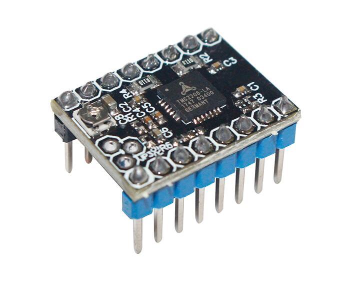 5 pièces Super Silencieux TMC2208 V2.0 Stepstick moteur pas à pas module de transformateur