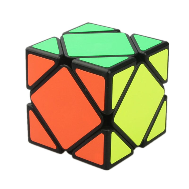 Skew Cube Magic Cubes Rubike Puzzle Speed Professional Competition Games Toys Magico Cubo For Children Adults Grownups