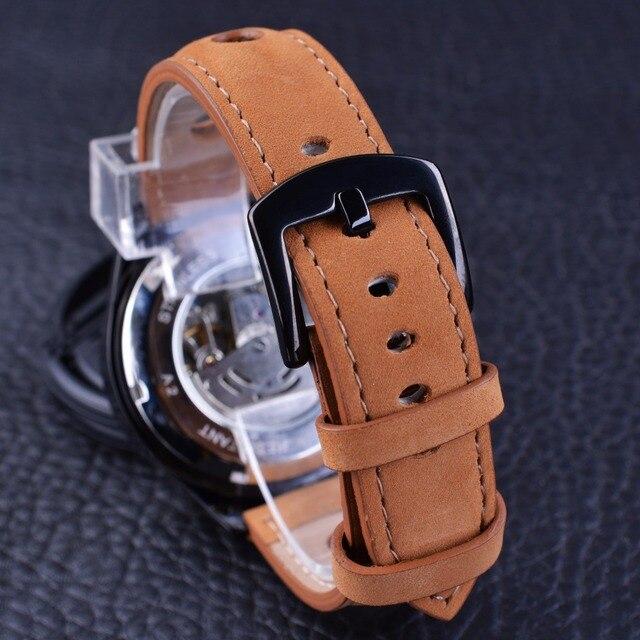 Forsining 2017 Casual Sport Series Waterproof Automatic Men Wrist Watch Top Brand Luxury Mechanical Transparent Skeleton Watches