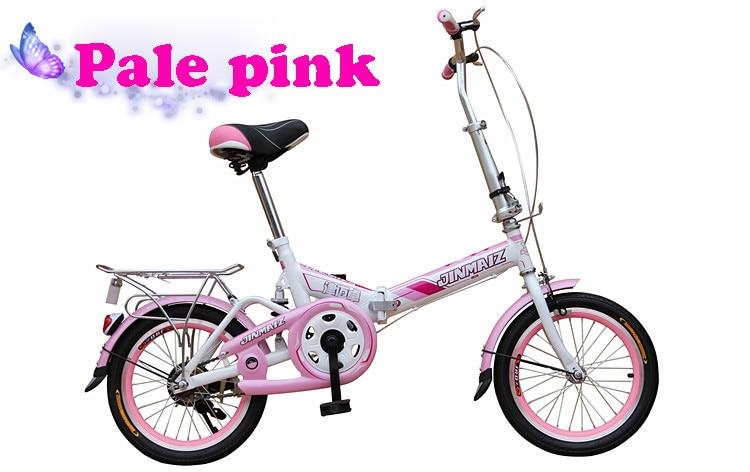 A Foldable Bike For Children