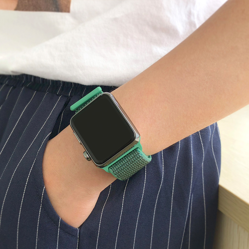 Nylon Soft Band for Apple Watch 21