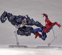 venom spiderman anime   action     figures   kids boys toys for children figurines model oyuncak