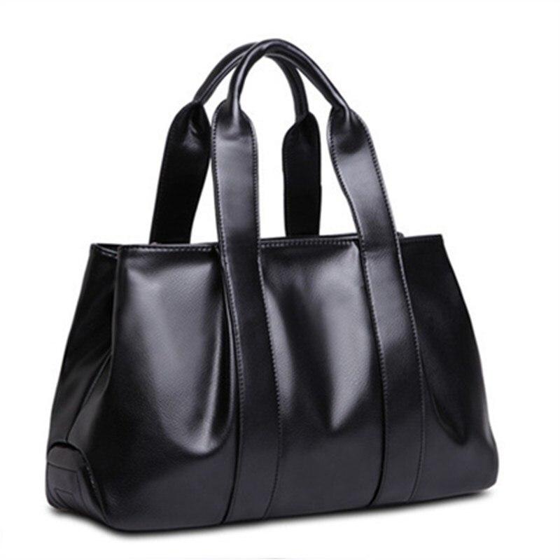 2018 New Fashion Women Handbag Genuine Leather Shoulder Bags Women Messenger Bags Handbags Women Famous Brand no 1 new 2015 luxury women handbag genuine leather famous brand handbag ol women s shoulder designer women messenger bags hn07
