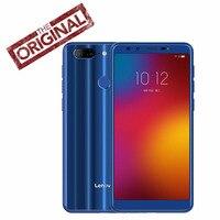 Global version Lenovo K9 Smart Phone 4G RAM 32G ROM MTK6762 Octa core 5.7inch HD Dual cameras 13.0MP+5.0MP Fingerprint 3000Mah Lenovo Phones