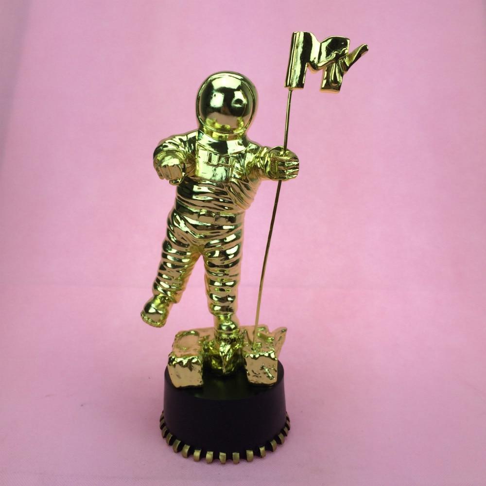 Gold MTV Awards, American MTV Awards, Moonman Trophy Awards, Gold MTV - Home Decor - Photo 2