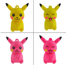 Top Qualität High Speed USB 3.0 anime nette Pokemon Pikachu USB-Sticks thumb pen drive 4 GB 8 GB 16 GB 32 GB 64 GB freies verschiffen