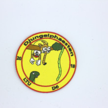 Customize embroidery patch available welcome your design