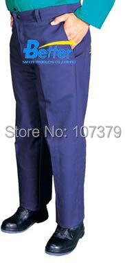 FR Clothing FR Trousers Flame Retardant Welding Clothing FR Cotton Coverall  FR Cotton Welding Clothes