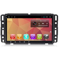 8 Android Car Multimedia Stereo DVD GPS Navigation for Chevrolet Tahoe Yukon GMC Acadia Enclave Suberban Van Buick Chevy