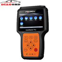 FOXWELL NT624 PRO OBD2 Full System Auto Diagnostic Tool Car ABS Airbag SRS SAS EPB Crash Data Oil Reset