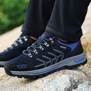 Image 5 - אביב סתיו גברים סניקרס נעליים יומיומיות באיכות גבוהה זמש גברים נעלי Zapatillas Hombre אופנה זכר מעצב Footwears בתוספת 45