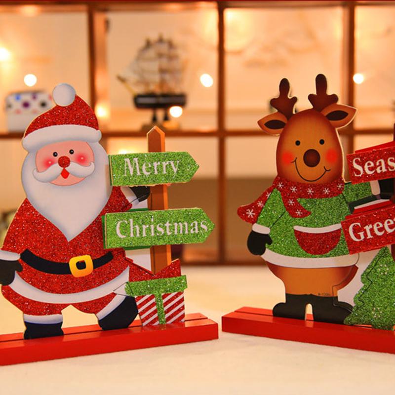 nuevo unid cm rbol de navidad adornos decoracin de pap noel mueca
