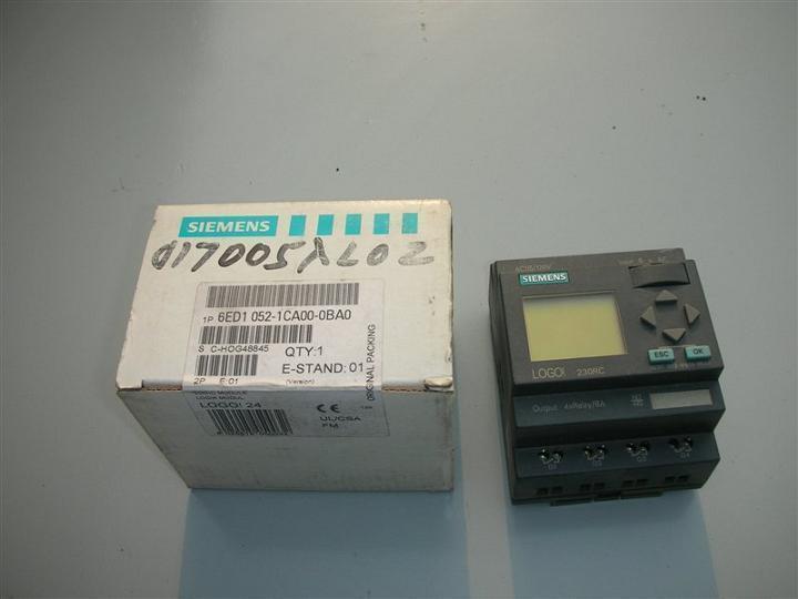 LOG6ED1052-1CA00-0BA0 1pc 6ed1053 1fg00 0ba0