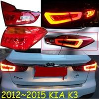 ОАК K3 фонарь, светодио дный, 2012 ~ 2015 год, Бесплатная доставка! SportageR, душа, spectora, k 5, sorento, kx5, ceed, K3 задний фонарь; k 3, cerato, Forte