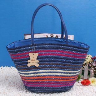 Free Shipping! 2012 brand New style Straw bags fashion women straw handbags