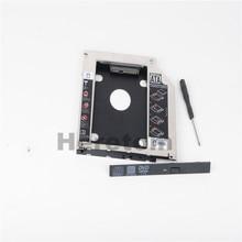 Heretom Universal 9 5mm 2 5 2nd HDD SSD Hard Drive Caddy SATA For font b