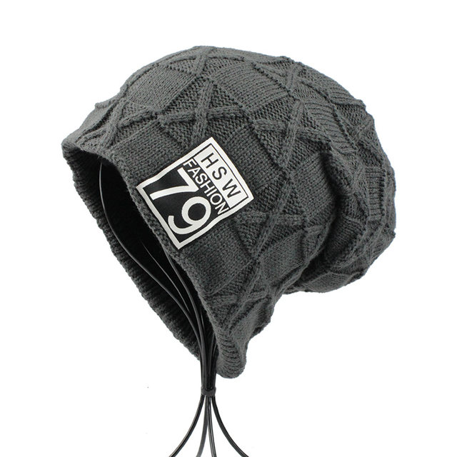 76be9ed6bea Online Shop FETSBUY 2017 Autumn And Winter Bonnets Hat For Men Women ...