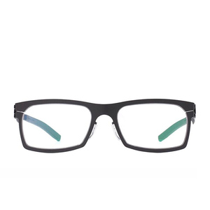 Image 3 - WEARKAPER กรอบแว่นตา IC เยอรมนีที่ไม่ซ้ำกันไม่มีสกรูออกแบบกรอบแว่นตา Ultra Light Ultra บางสายตาสั้นกรอบแว่นตา