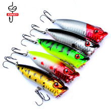 Classic Fishing Lure for Bass Popper Lures Hard Bait 11g/7.3cm Gear