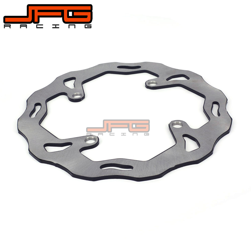 240MM Rear Brake Disc Rotor For KAWASAKI KX125 KX250 2003 2004 2005 2006 2007 2008 KX250F 03-08 KX450F 06-17 KLX450R 2008-2015