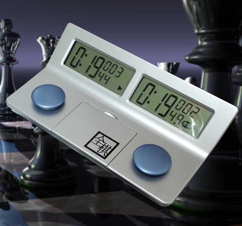 Intelligent chess clock upgraded version QSM3C Weiqi chess / chess / match clock chess and mathematical thinking