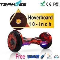 전기 스쿠터 Hoverboard Et 전기 스쿠터 호버 보드 전기 자체 균형 스쿠터 10 인치 전기