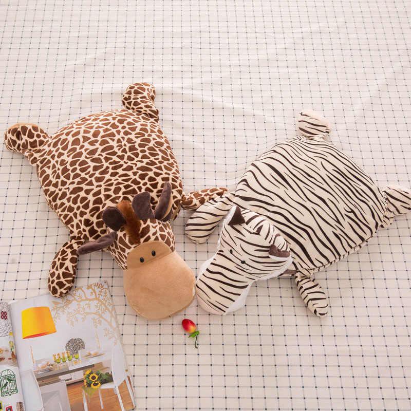 2017 nueva manta de cojín suave manta de lana de doble propósito multifunción manta de dibujos animados de felpa Niño adulto sofá cama hogar coche