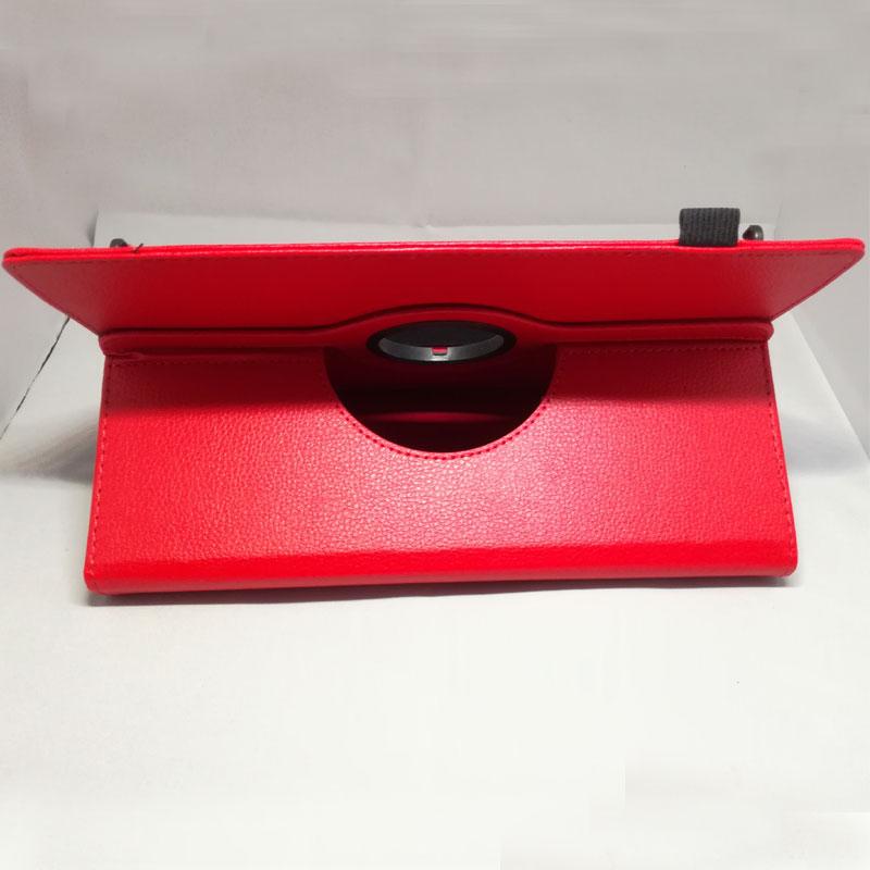 Myslc PU Leather Cover Case For Prestigio MultiPad Visconte A 10.1 inch tablet 360 Degree Rotating case