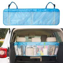 Accessories Pouch Travel-Storage-Bag Car-Seat-Back Auto Household Multi-Pocket Waste-Bins