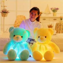 Light Up LED Teddy Bear