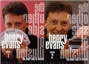 Henry Evans - The Other Side of Illusion vol1-2-Magic Tricks серьги other side of the rainbow 925