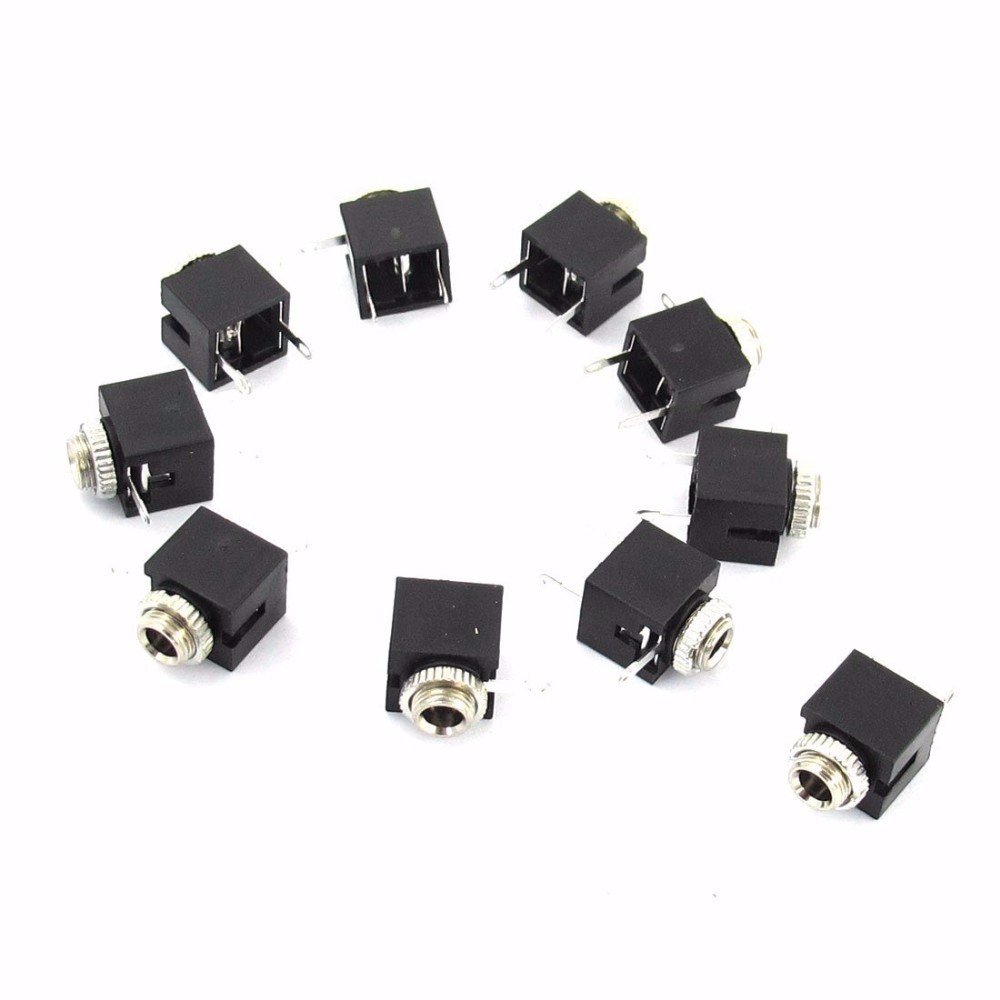 US $330.55 |PJ 301M 3.5mm 1/8'' Mono Stereo Female Switched Socket on