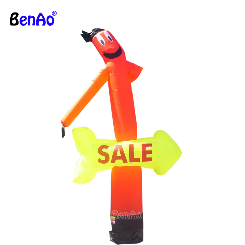 Ad279 Cheap Price Mini Inflatable Sky Air Dancers