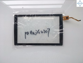 new 8'' inch pb80jg2307 tablet touch screen capacitive digitizer panel glass lens 201*126mm