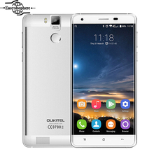 5.5″ Oukitel K6000 PRO Smartphone 6000mAh Big Battery Quick Charge 16MP Octa Core 3GB 32GB 1920*1080 Fingerprint 4G Mobile Phone