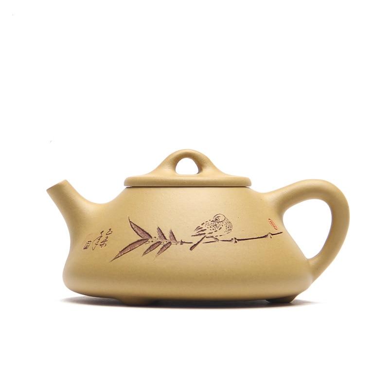 Ръчно изработени Yixing Zisha Чайник - Кухня, трапезария и бар - Снимка 2