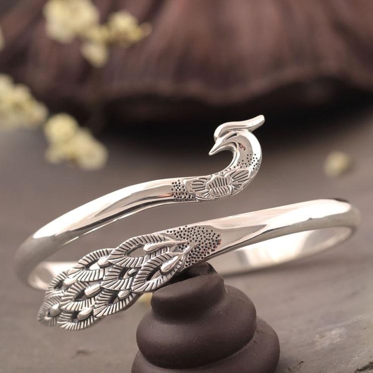 Designer fine traditional 990 sterling silver women adorn article ...