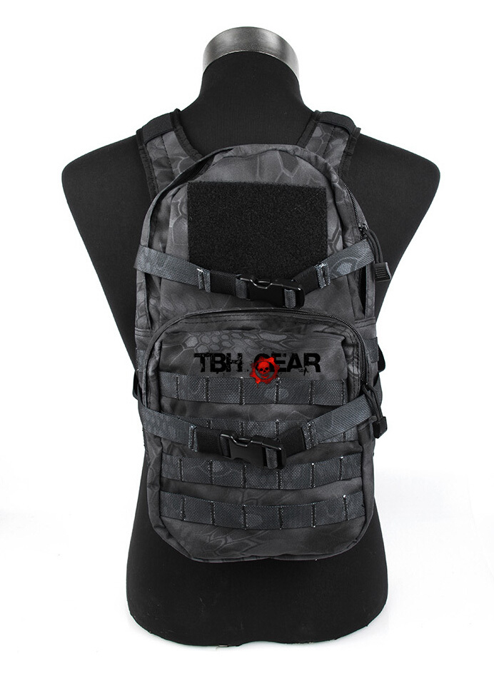 TMC MOLLE Backpack For RRV Vest RRV Backpack In Kryptek Typhon Night Camouflage Free shipping12050399