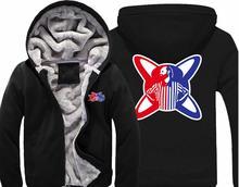 Jogo H1Z1 Hoodies Espessamento de Flanela de algodão acolchoado jacket inverno quente Casacos Com Capuz Cashmere Macio Camisolas Unisex Novo